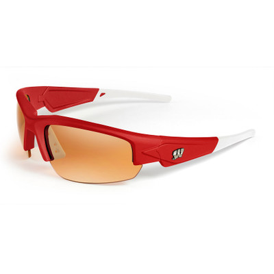 Wisconsin Badgers MAXX HD Sunglasses