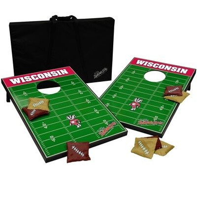 Wisconsin Badgers Tailgate Toss