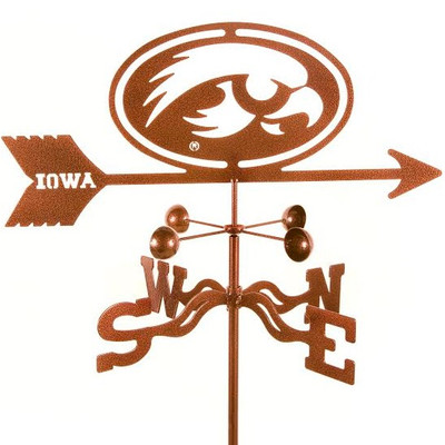 Iowa Hawkeyes Weathervane | EZ Vane | IOWA