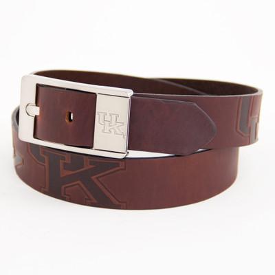 Kentucky Wildcats Brandish Brown Belt