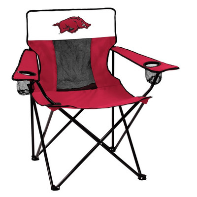 Arkansas Razorbacks Elite Tailgate Chair