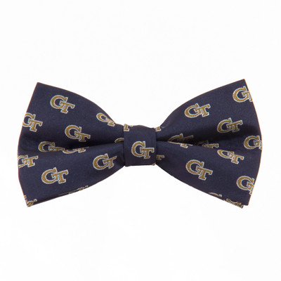 Georgia Tech Yellow Jackets Bow Tie