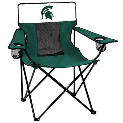 Michigan State Spartans Elite Tailgate Chair