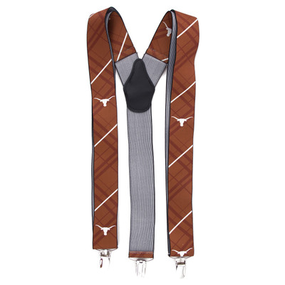 Texas Longhorns Oxford Suspenders