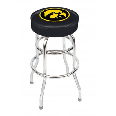 Iowa Hawkeyes Bar Stool