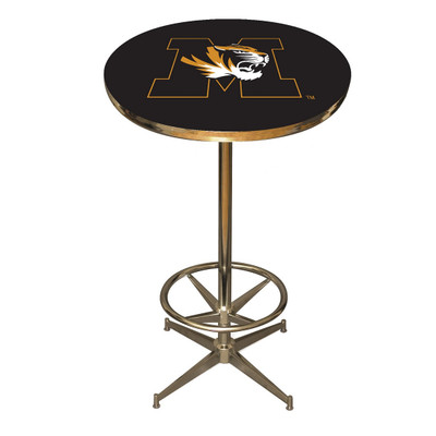 Missouri Tigers Pub Table