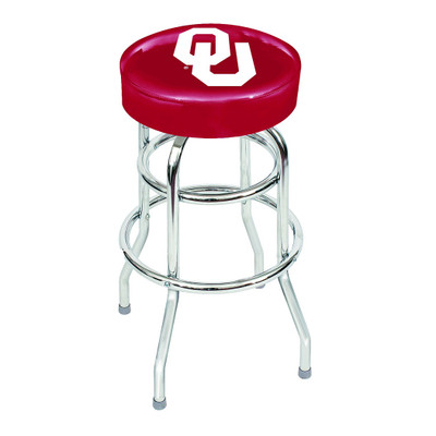 Oklahoma Sooners Bar Stool