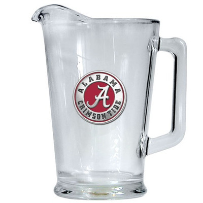 Alabama Crimson Tide Beer Pitcher | Heritage Pewter | PI10308ER