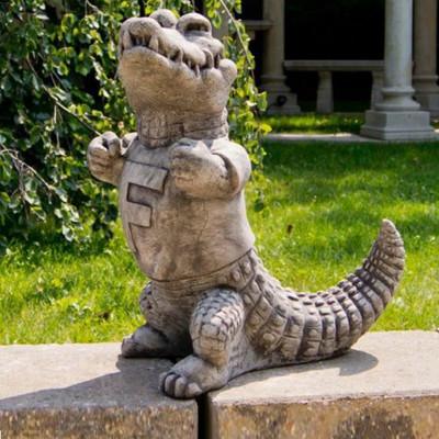 Florida Gators Vintage Mascot Garden Statue | Stonecasters | 2782TR