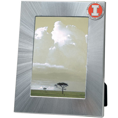 Illinois Fighting Illini 5x7 Picture Frame