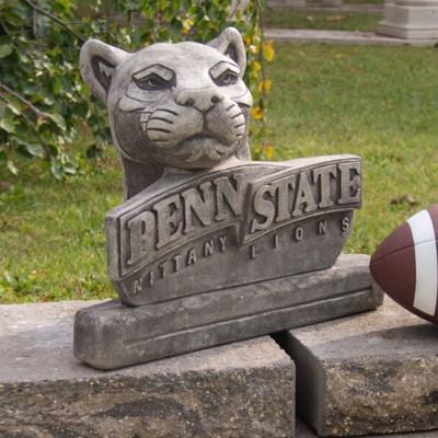 Penn State Nittany Lions Vintage Mascot Garden Statue
