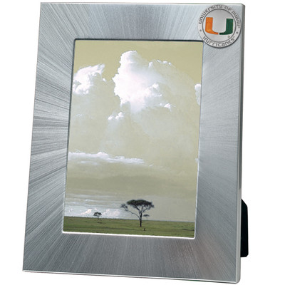 Miami Hurricanes 5x7 Picture Frame