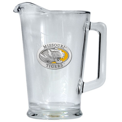 Missouri Tigers Beer Pitcher