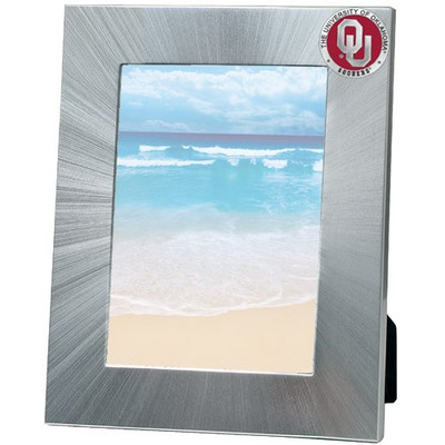 Oklahoma Sooners 5x7 Picture Frame