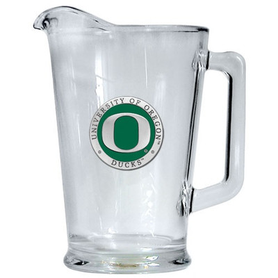 Oregon Ducks Beer Pitcher