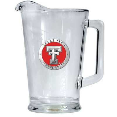 Texas Tech Red Raiders Beer Pitcher