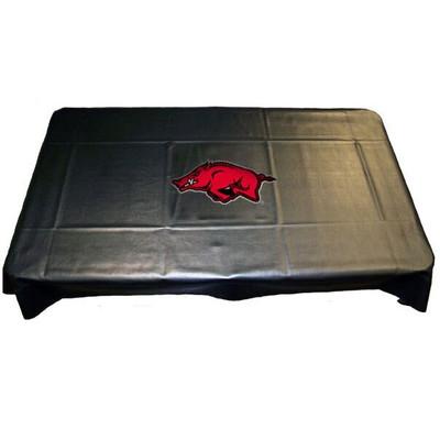 Arkansas Razorbacks Pool Table Cover