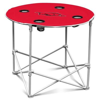 Arkansas Razorbacks Portable Table
