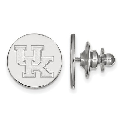 Kentucky Wildcats Sterling Silver Lapel Pin