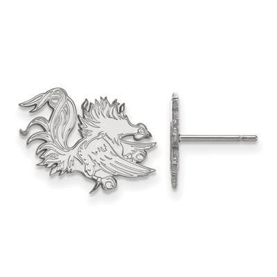 SC Gamecocks Sterling Silver Post Earrings