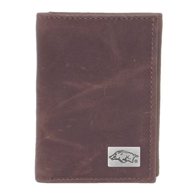Arkansas Razorbacks Tri-Fold Wallet