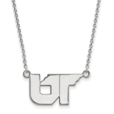 Tennessee Volunteers Sterling Silver Pendant Necklace