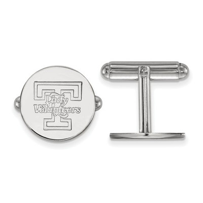 Tennessee Lady Volunteers Sterling Silver Cufflinks