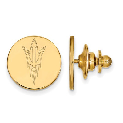 Arizona State Sun Devils 14K Gold Pitchfork Lapel Pin