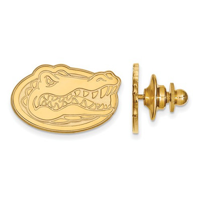 Florida Gators 14K Gold Gator Head Lapel Pin