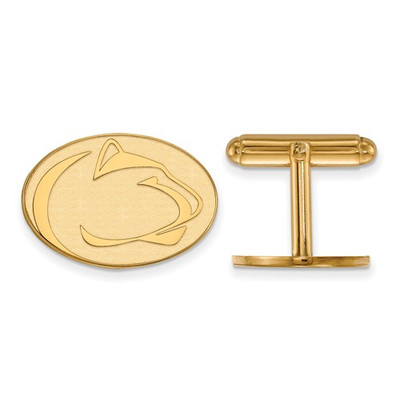 Penn State Nittany Lions 14K Gold Cufflinks