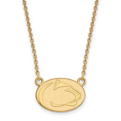 Penn State Nittany Lions 14K Gold Pendant Necklace