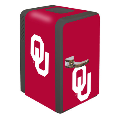Oklahoma Sooners 15 qt Party Fridge | Boelter