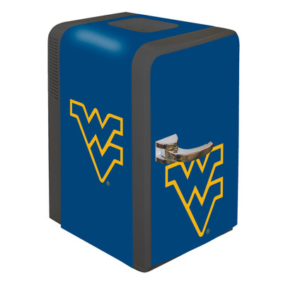 West Virginia Mountaineers 15 qt Party Fridge | Boelter
