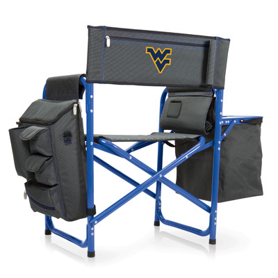 West Virginia Mountaineers Fusion Tailgating Chair