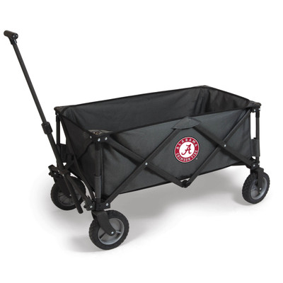 Alabama Crimson Tide Portable Adventure Wagon | Picnic Time | 739-00-679-004-0