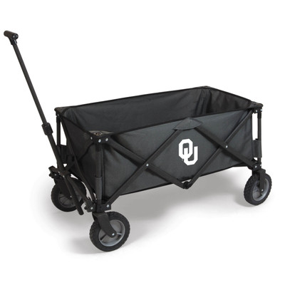 Oklahoma Sooners Portable Adventure Wagon