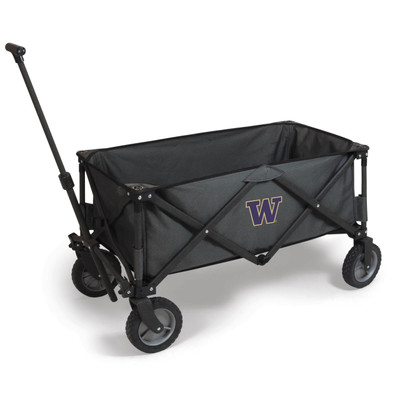 Washington Huskies Portable Adventure Wagon