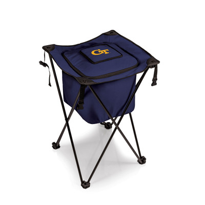 Georgia Tech Yellow Jackets Sidekick Portable Cooler | Picnic Time | 779-00-138-194-0