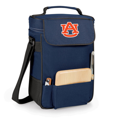 Auburn Tigers Duet Wine and Cheese Picnic Tote