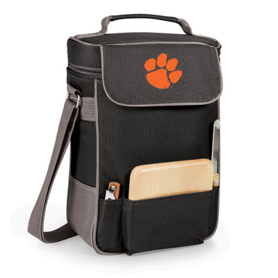 Clemson Tigers Duet Wine and Cheese Picnic Tote