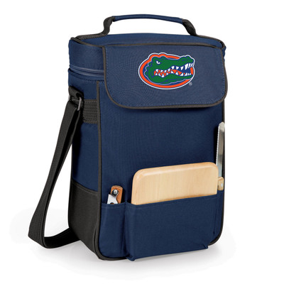 Florida Gators Duet Wine and Cheese Picnic Tote