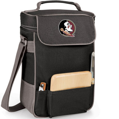 Florida State Seminoles Duet Wine and Cheese Picnic Tote