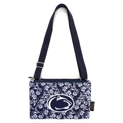 Penn State Nittany Lions Quilted Cotton Crossbody Purse