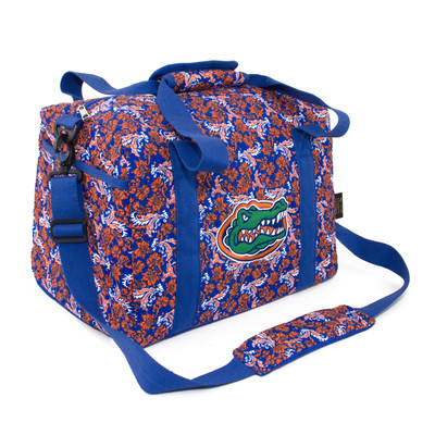 Florida Gators Quilted Cotton Mini Duffle Bag