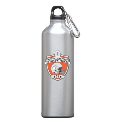 Clemson Tigers National Champions Water Bottle