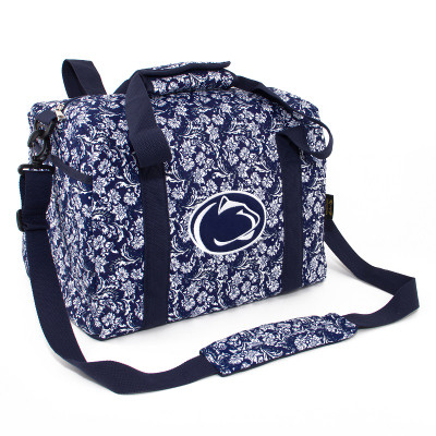 Penn State Nittany Lions Quilted Cotton Mini Duffle Bag