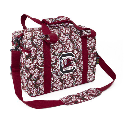 South Carolina Gamecocks Quilted Cotton Mini Duffle Bag