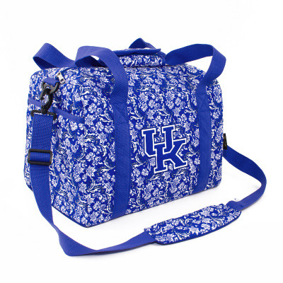 Kentucky Wildcats Quilted Cotton Mini Duffle Bag