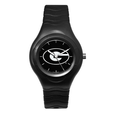 Georgia Bulldogs Men's Shadow Black Sports Watch