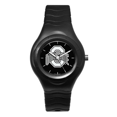 Ohio State Buckeyes Men's Shadow Black Sports Watch